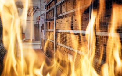 Aumentan los incendios industriales después de la pandemia